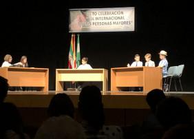 Día de los Mayores en Algeciras