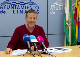 Rafael Funes concejal de Educación de Linares